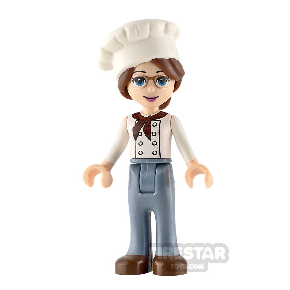 LEGO Friends Minifigure Lillie Chef