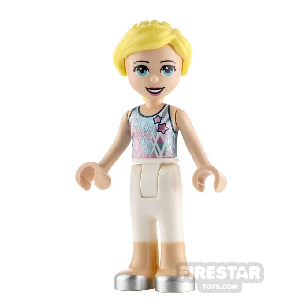 LEGO Friends Minifigure Stephanie Gymnast