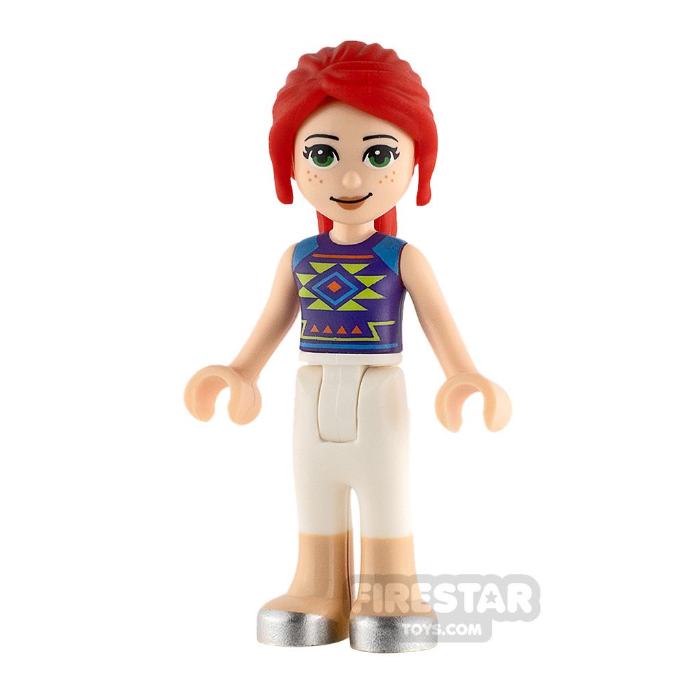 LEGO Friends Minifigure Mia Gymnast