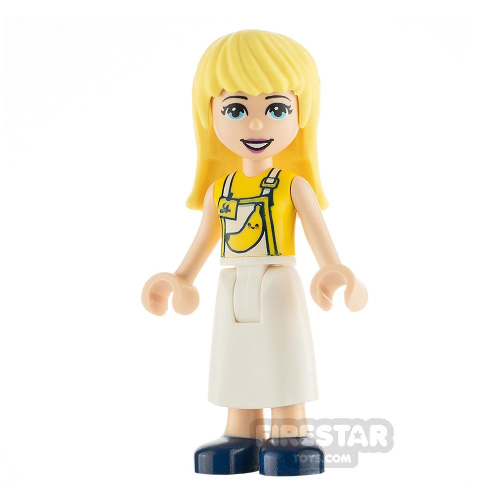 LEGO Friends Minifigure Stephanie White Apron
