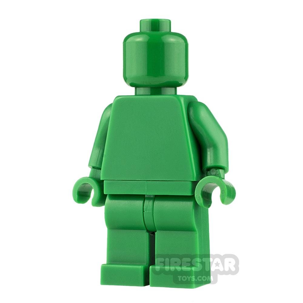 Monofigures Plain Green
