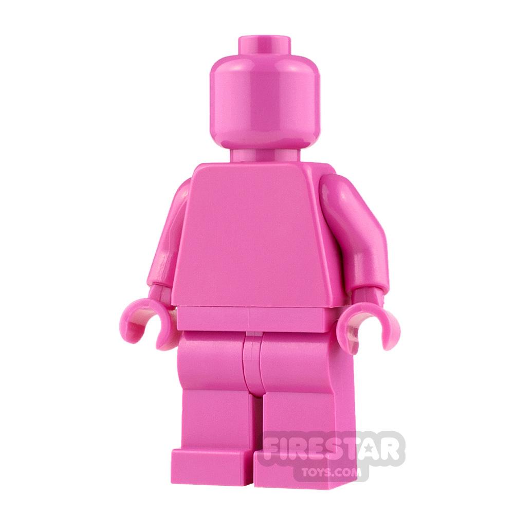 Monofigures Plain Dark Pink