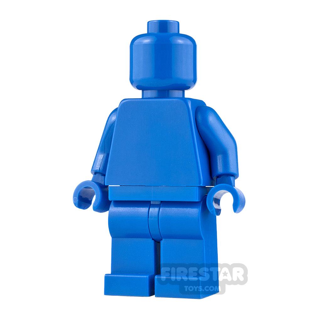 Monofigures Plain Blue