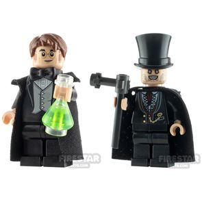 Custom Minifigure Pack Dr Jekyll and Mr Hyde