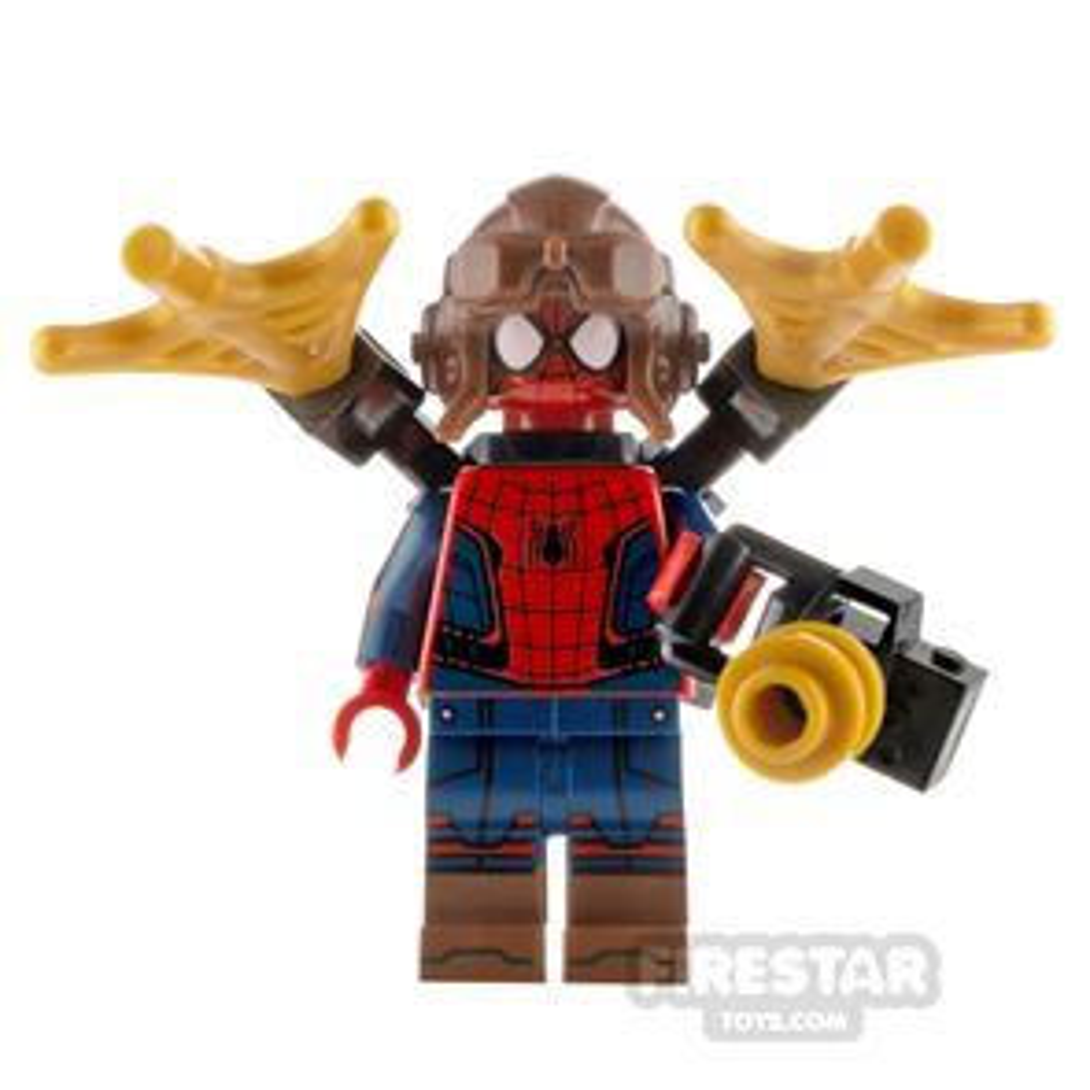 Custom Minifigure SH Steampunk Spider-Man