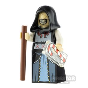 Custom Minifigure Hansel and Gretel The Blind Witch