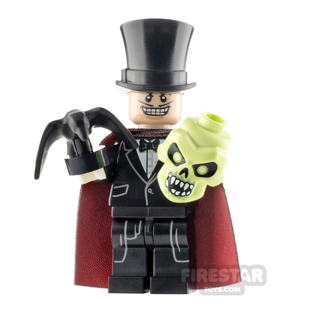 Custom Minifigure Evil Magician