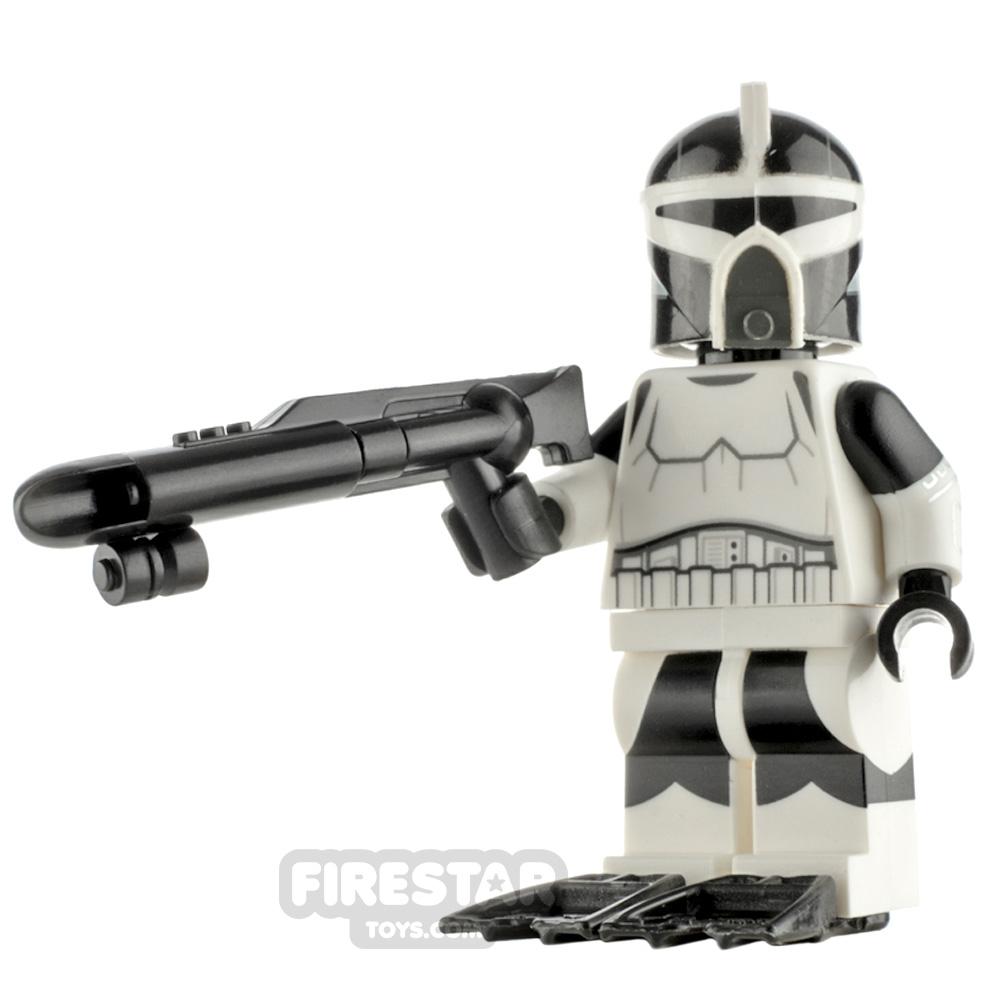 Custom Minifigure SW Scuba Trooper