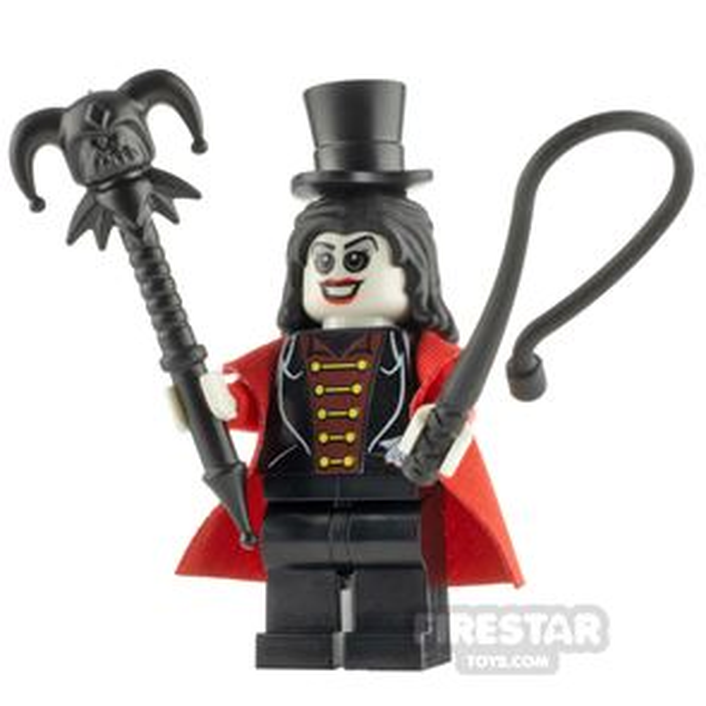 Custom Minifigure Evil Ringmaster