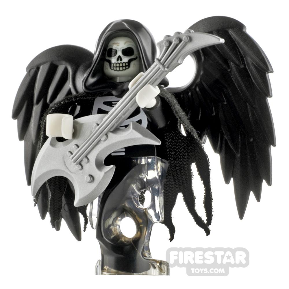 Custom Minifigure Death Metal