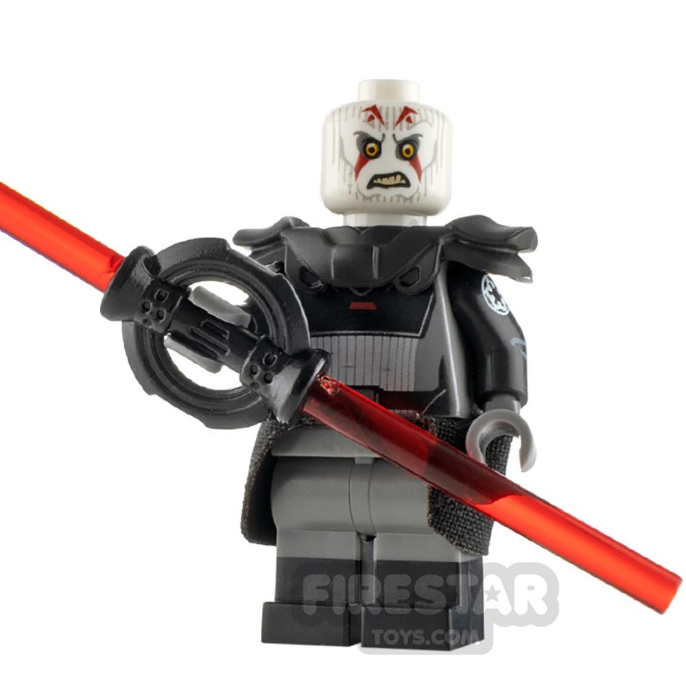 Custom Minifigure SW Grand Inquisitor
