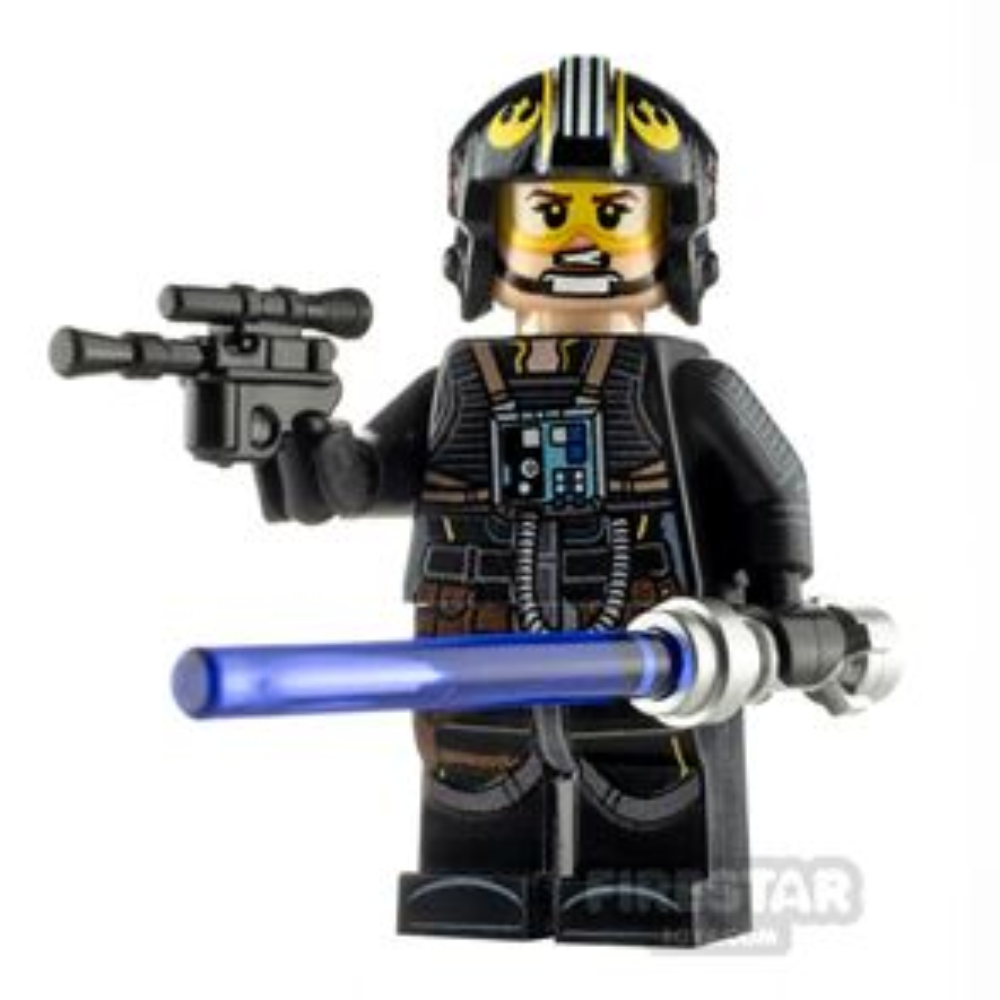 Custom Design Mini Figure - SW - Lonesome Pilot