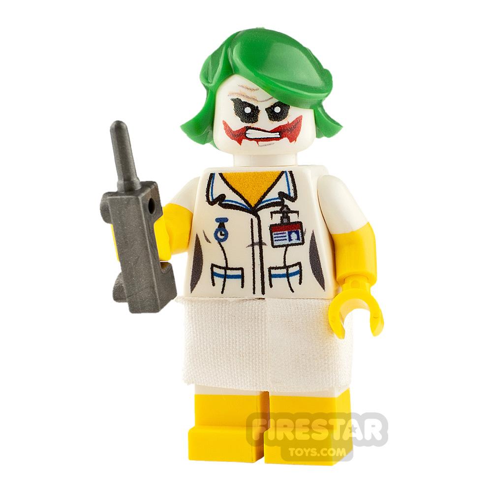 Custom Minifigure Nurse Joker