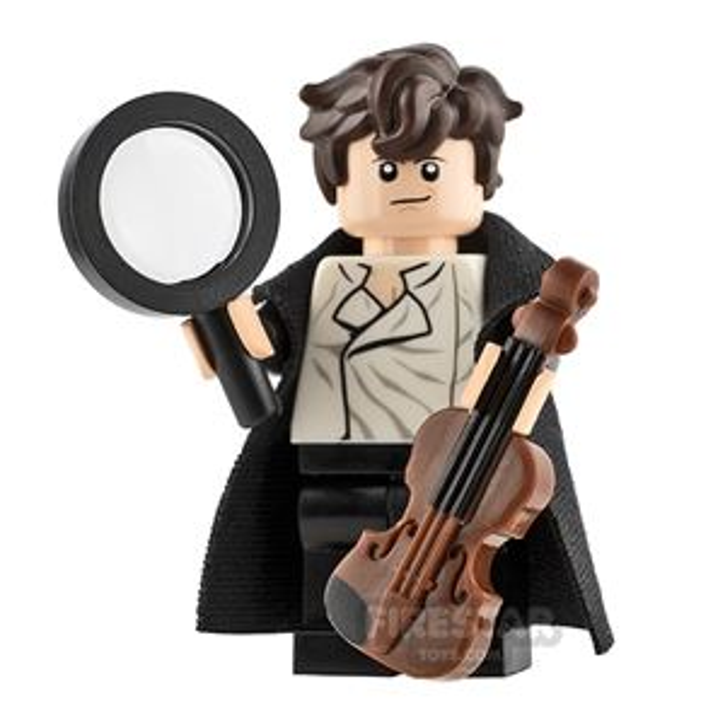 Custom Minifigure Sherlock