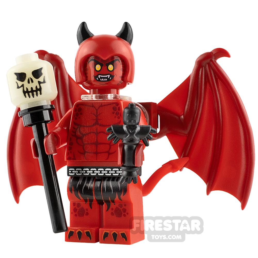 Custom Minifigure The Devil
