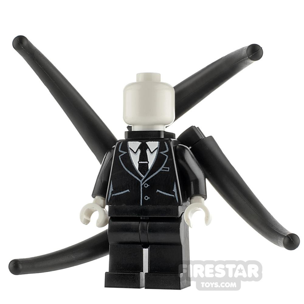 Custom Minifigure Slender Man