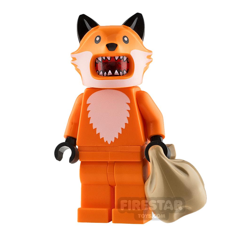 Custom Minifigure Killer Fox