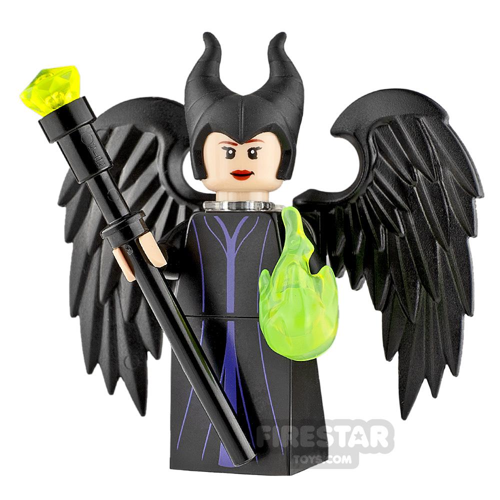 Custom Minifigure Maleficent