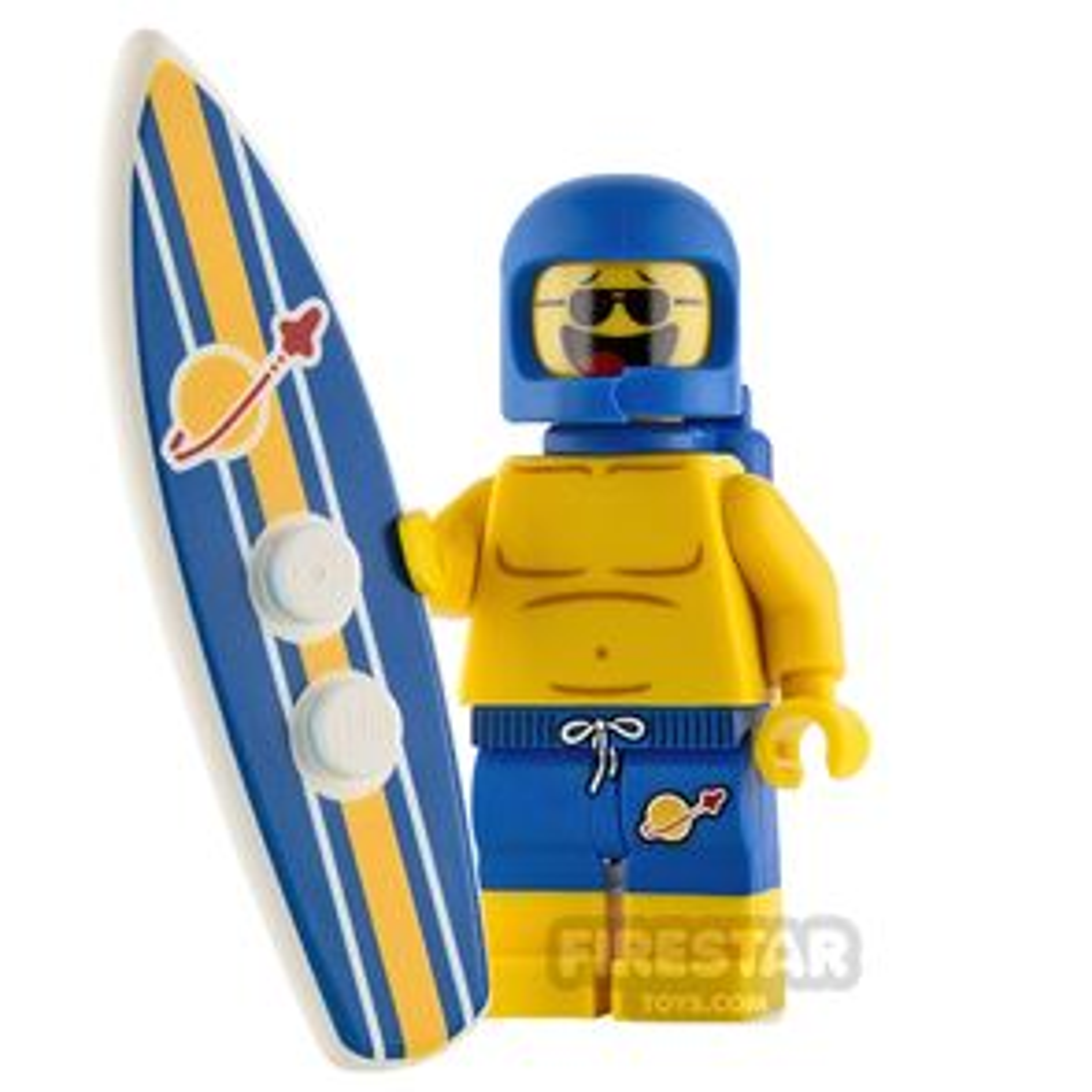 Custom Minifigure Surfin' Benny
