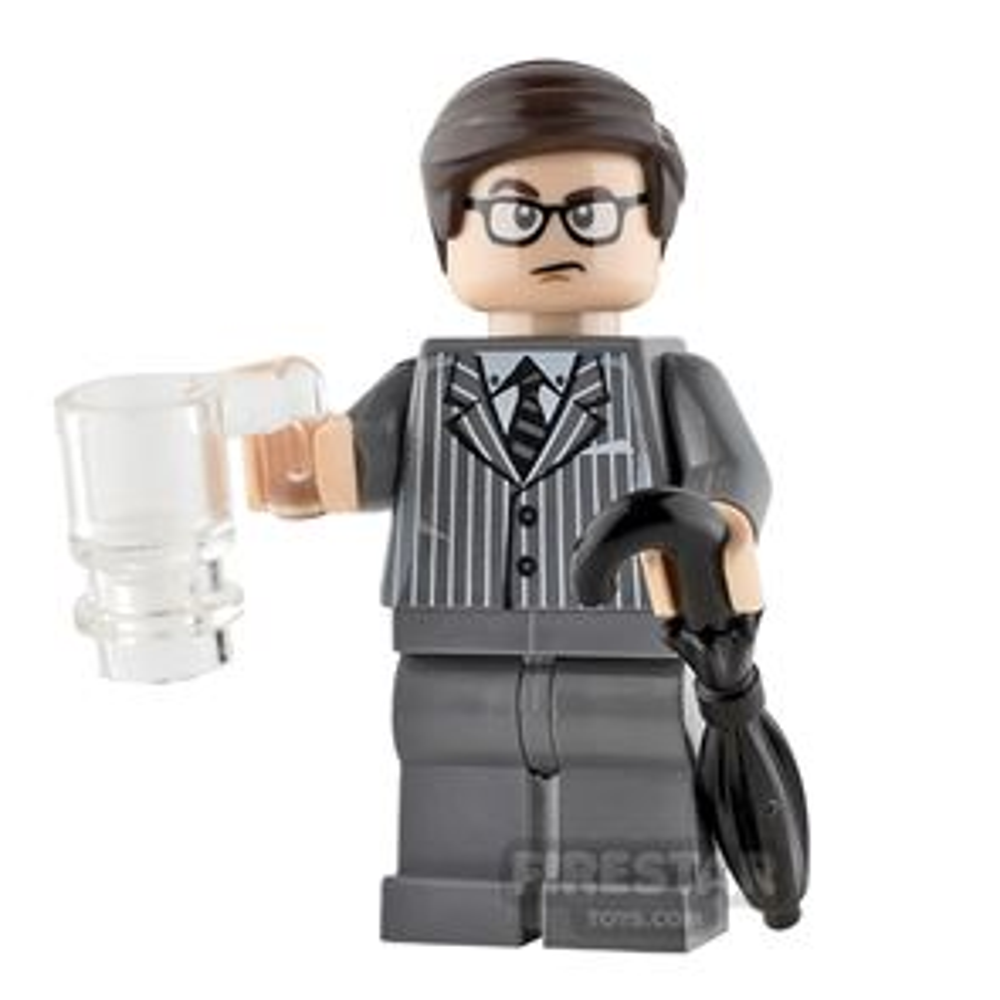 Custom Minifigure Harry Hart