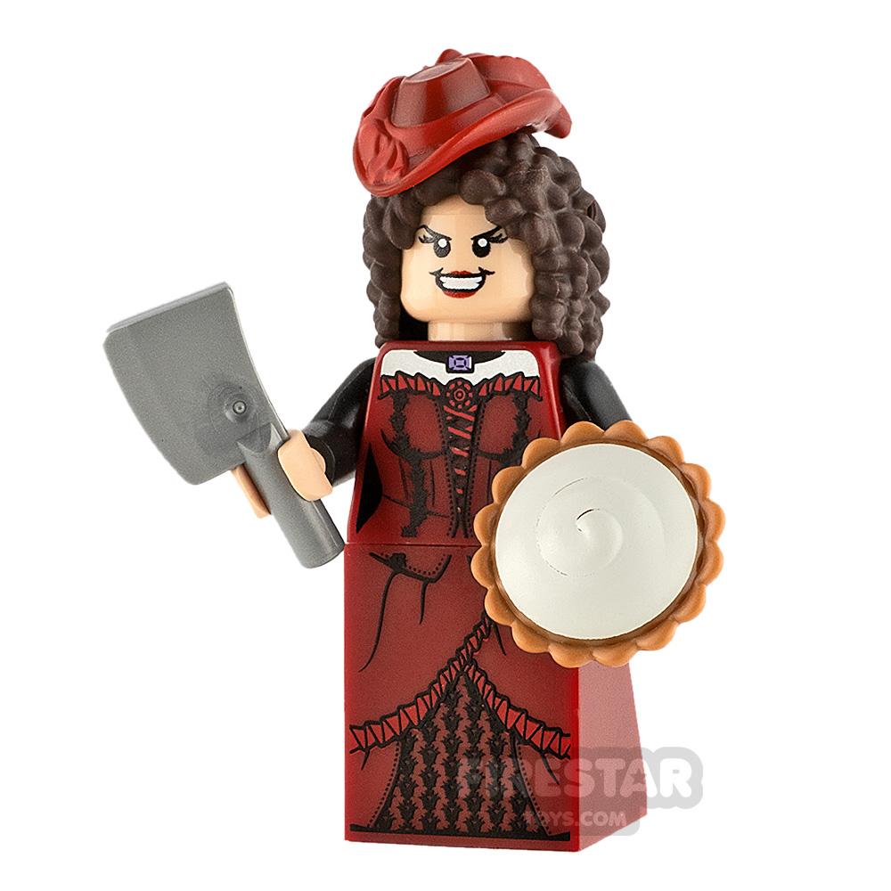 Custom Minifigure Mrs. Lovett