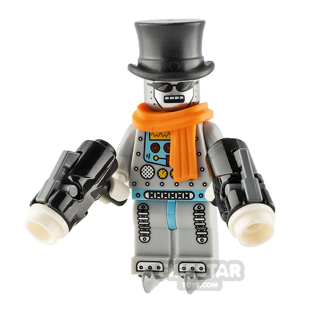 Custom Minifigure Snowbot