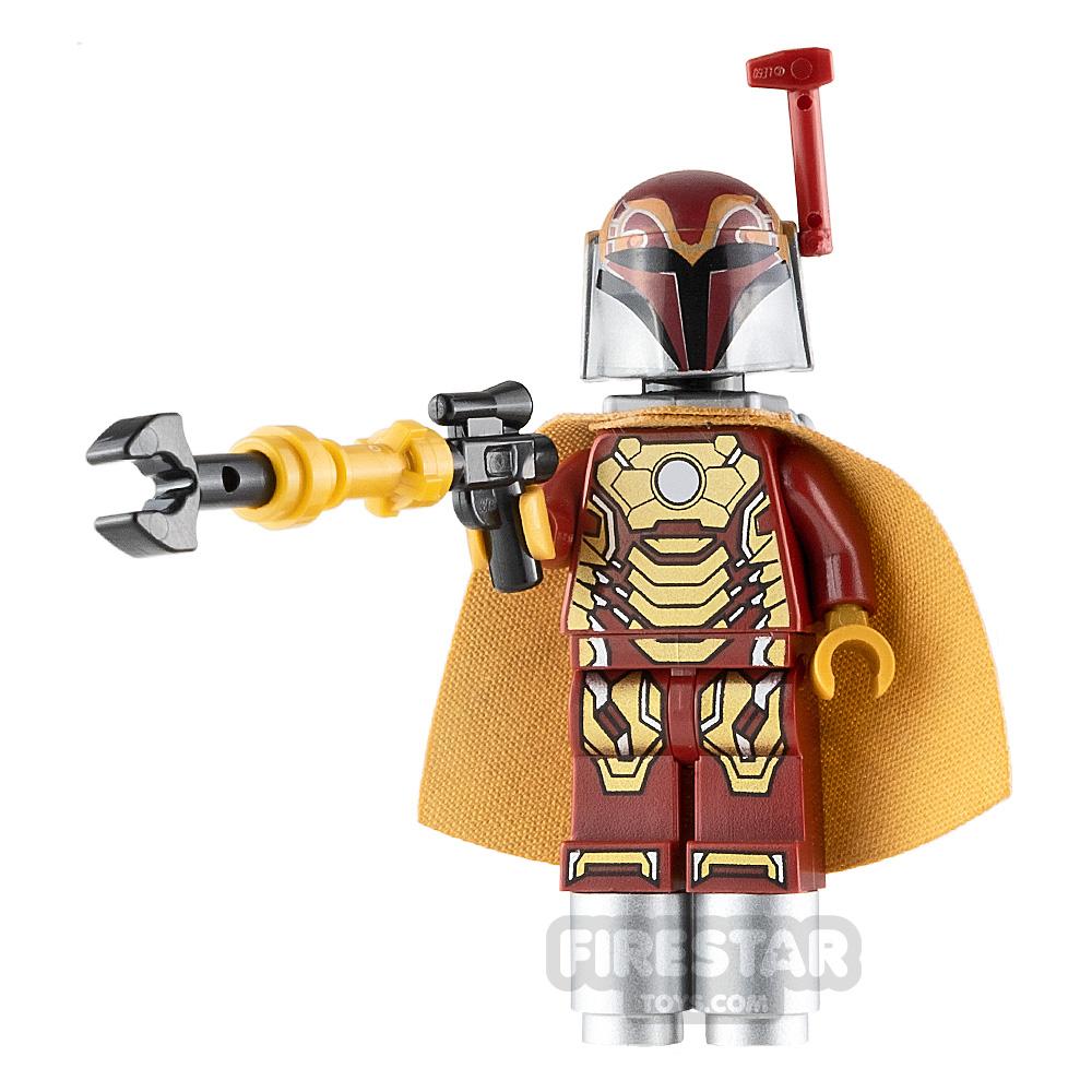 Custom Minifigure SW Iron-Hunter