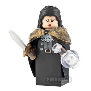 Custom Minifigure The Witcher Yennefer