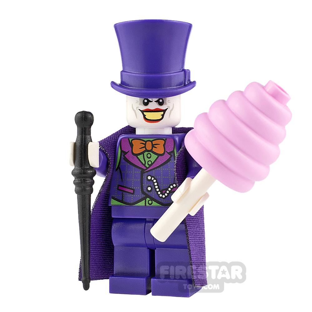 Custom Minifigure The Candy Man