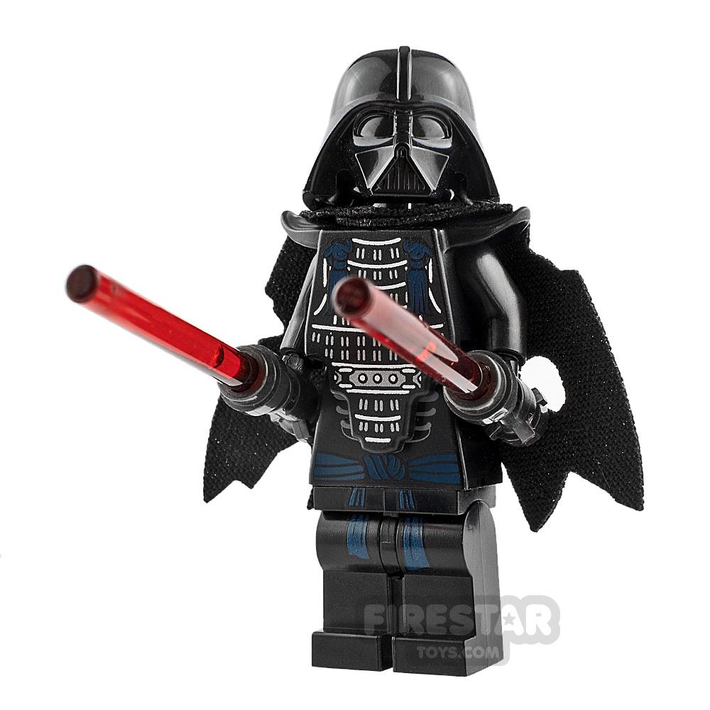 Custom Minifigure SW Samurai Dark Lord