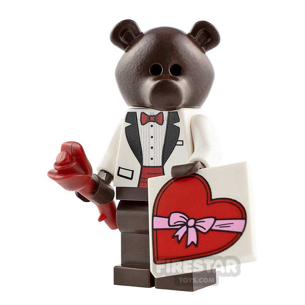 Custom Minifigure Teddygram