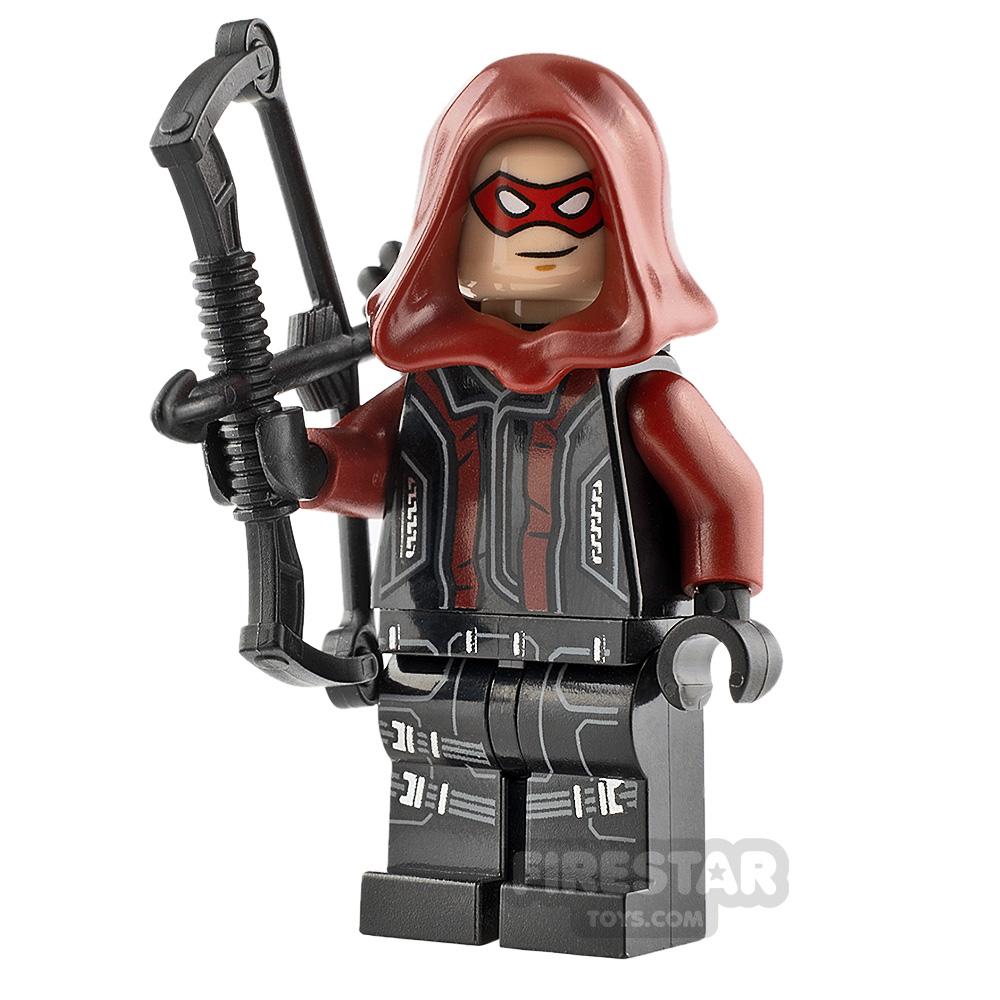 Custom Minifigure Red Archer
