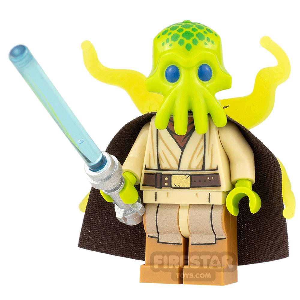 Custom Minifigure SW Alien Wizard