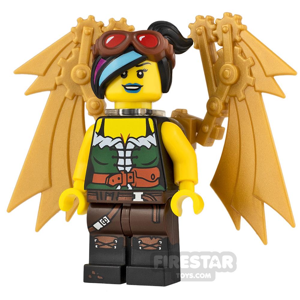 Custom Minifigure Steampunk Fairy