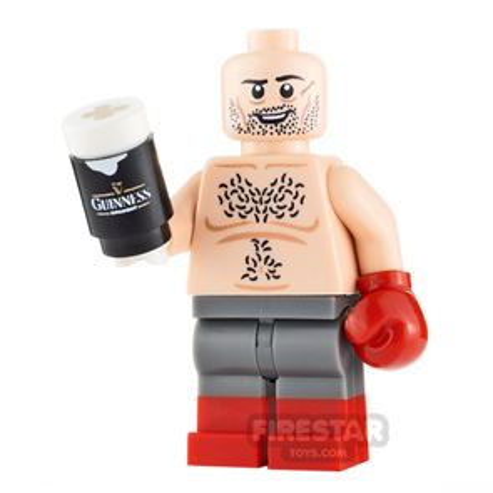 Custom Minifigure Tyson Fury