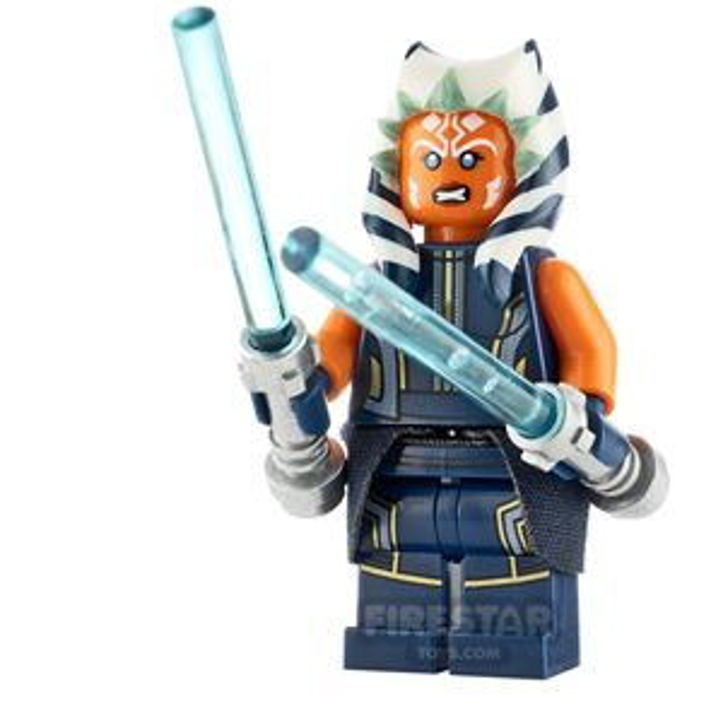 Custom Minifigure SW Star Citizen