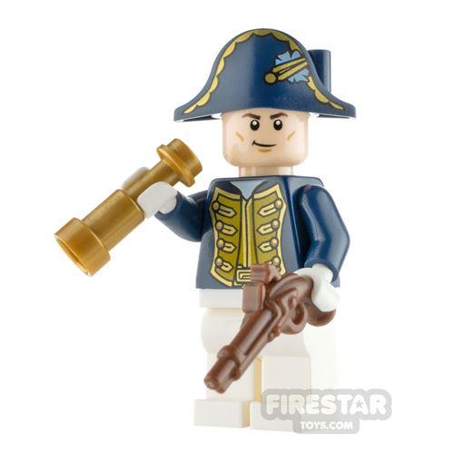 Custom Minifigure Hornblower