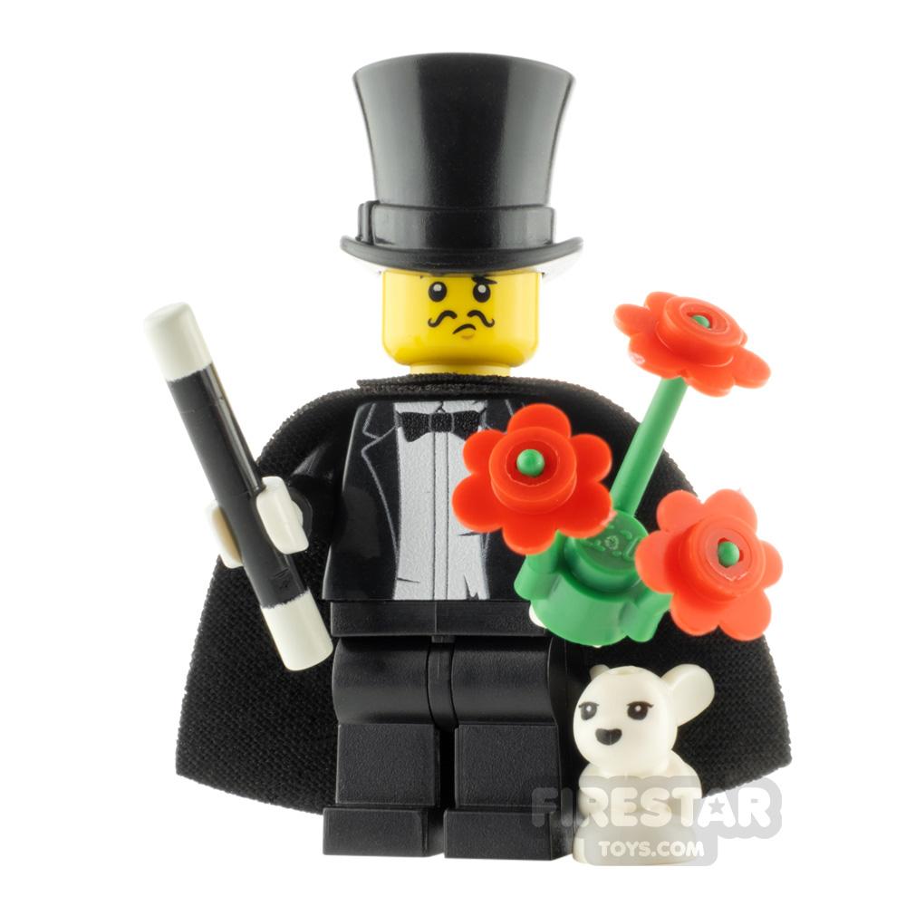 Custom Minifigure Magician