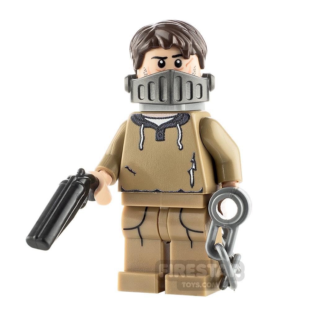 Custom Minifigure Mad Max Prisoner
