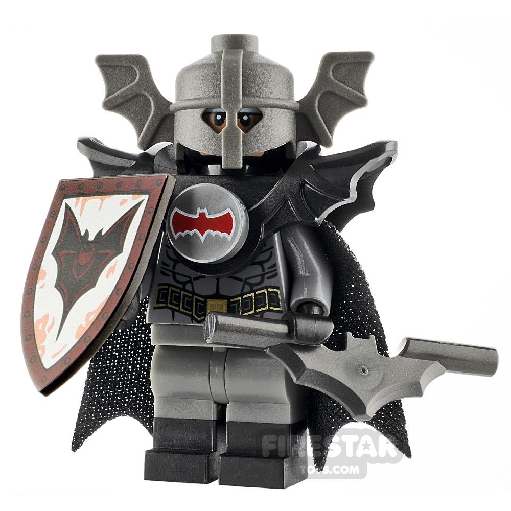 Custom Minifigure The Dark Knight