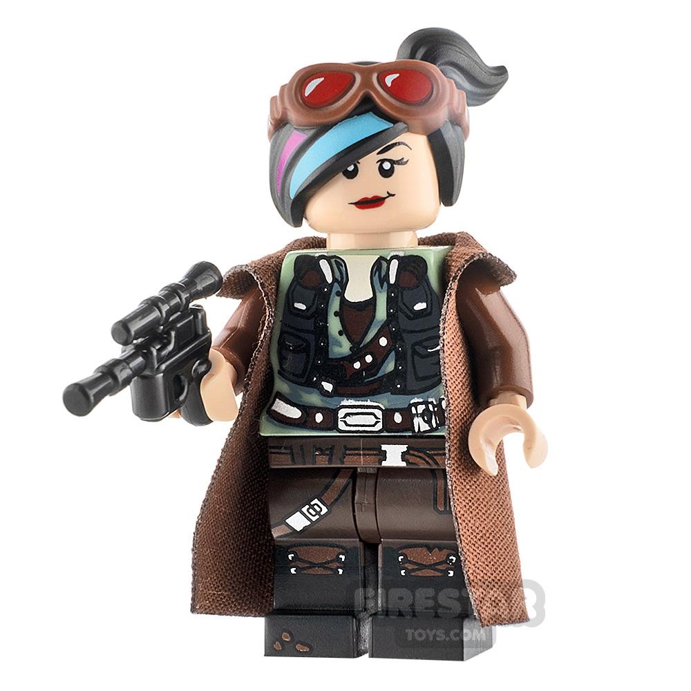 Custom Minifigure SW Smuggler