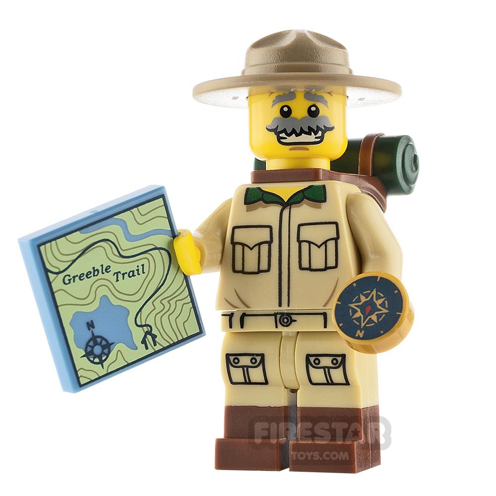 Custom Minifigure Adventure Leader