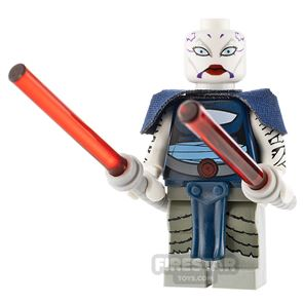 Custom Minifigure SW Betrayed Assassin