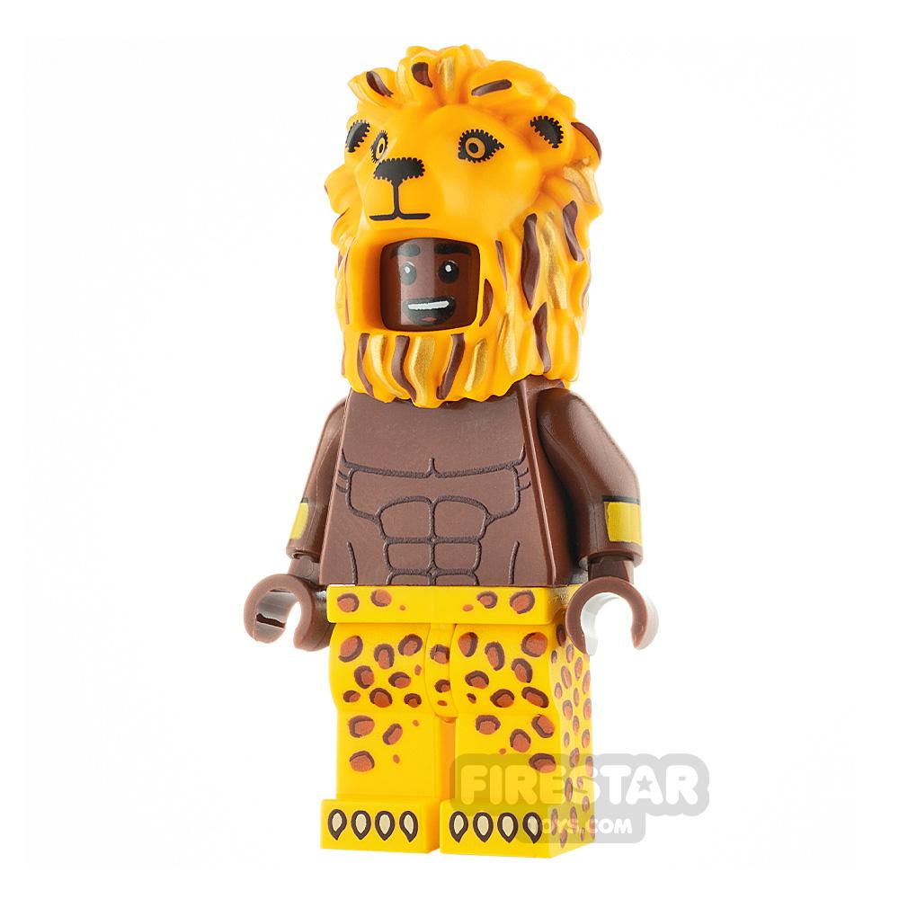 Custom Minifigure The Lion King
