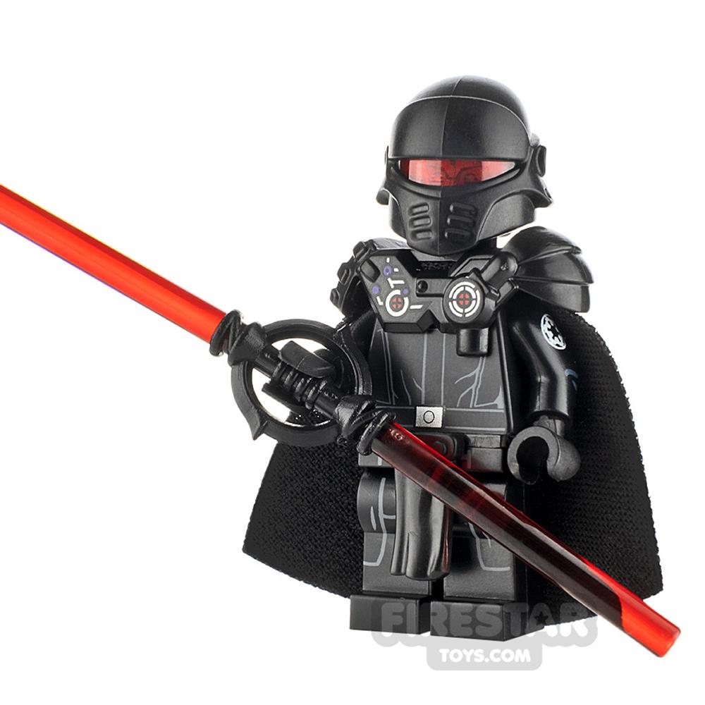 Custom Minifigure SW Inquisitor