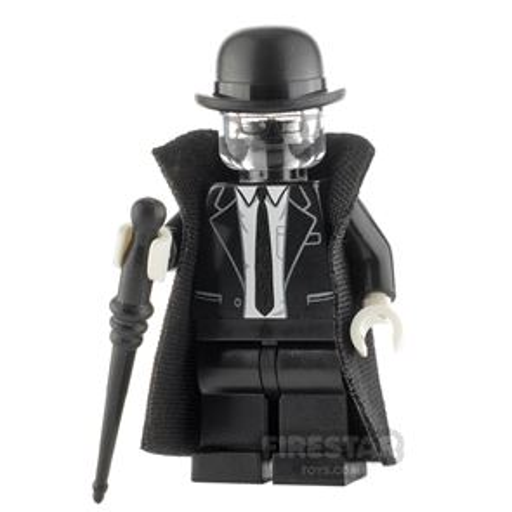 Custom Minifigure The Invisible Man