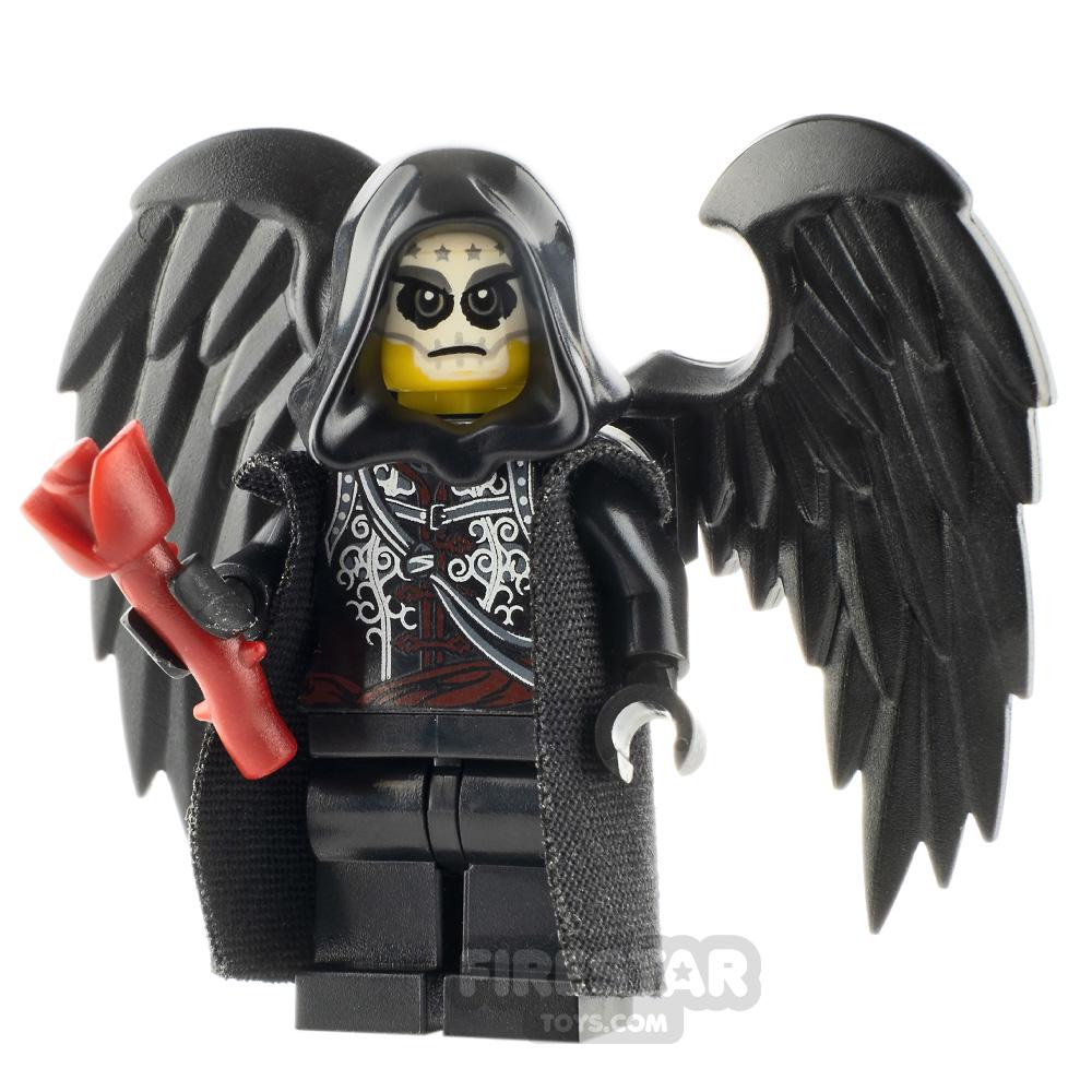 Custom Minifigure Dark Angel