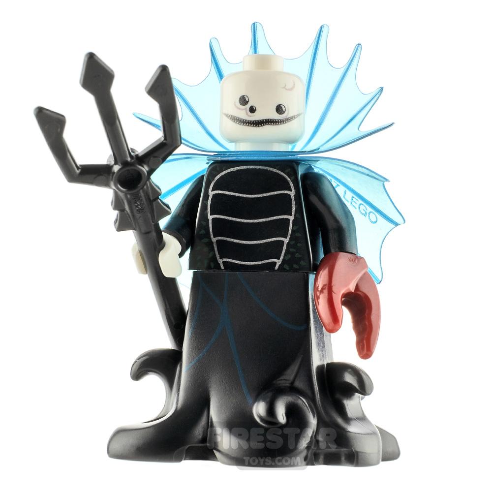 Custom Minifigure Tentacle Sea Monster