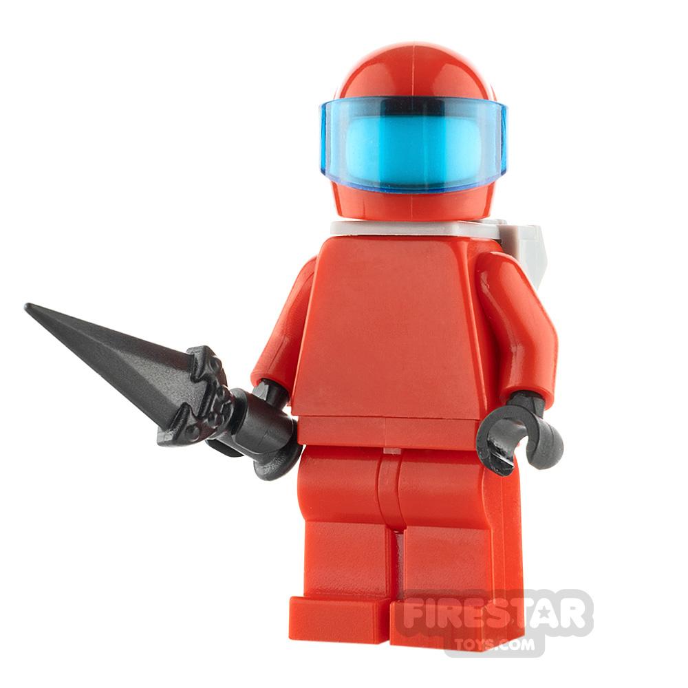 Custom Minifigure Imposter Red