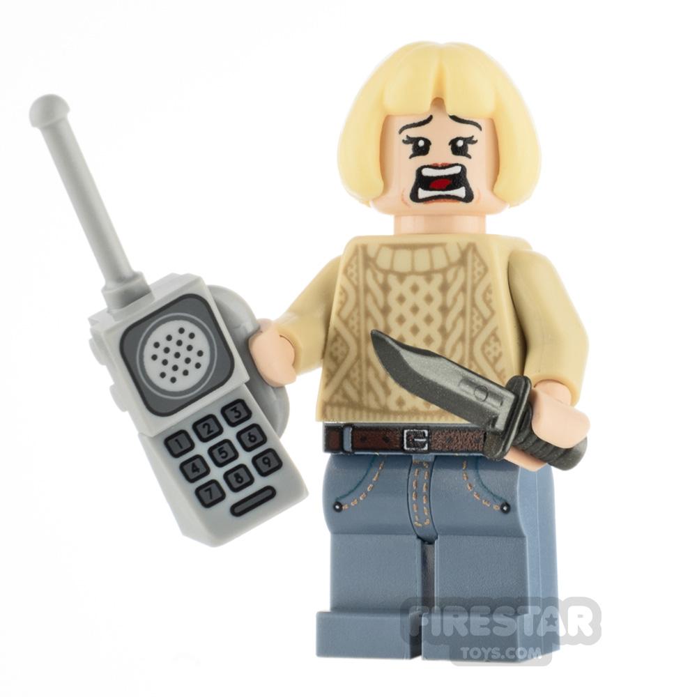 Custom Minifigure Scream Casey Becker